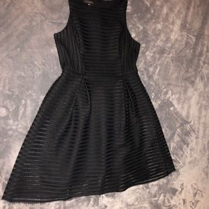 Black Metaphor Dress